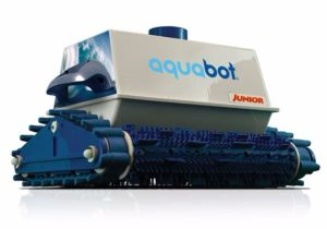 Best inground pool cleaner - Aqua Products ABJR Aquabot Junior In Ground Robotic Pool Cleaner