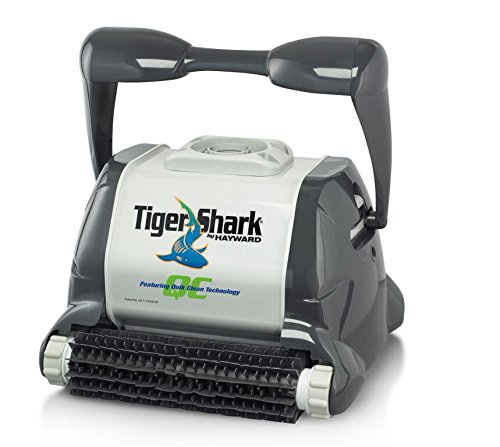 Hayward TigerShark QC RC9990GR Automatic Robotic Pool Cleaner Review