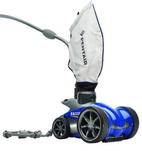 Pentair 360228 Kreepy Krauly Racer Pressure-Side Inground Pool Cleaner Review
