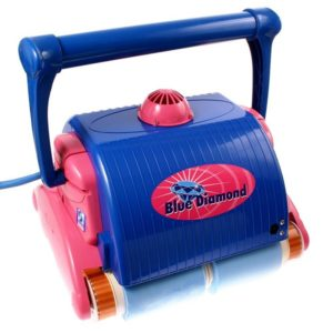 best robotic pool cleaner - Water Tech BLD03 Blue Diamond Robotic Pool Cleaner