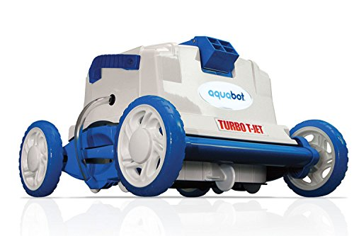 Best inground automatic pool cleaner - Aquabot ABTTJET Turbo T Jet Robotic In-Ground Pool Cleaner