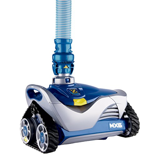 Zodiac MX6 Automatic in Ground Pool Cleaner Review