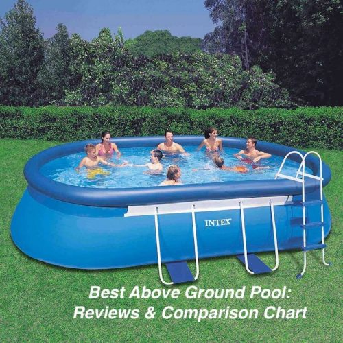 10 Best Above Ground Pool 2018 Compare Clic Latest Model