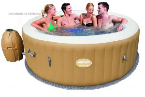 5 Best Inflatable Hot Tub 2018 – (Compare Classic & Latest Model)