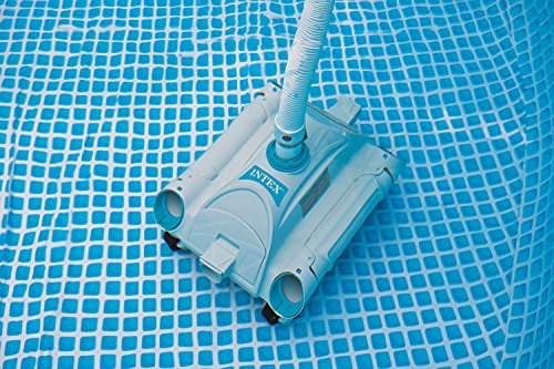 User opinion about Intex Auto Pool Cleaner