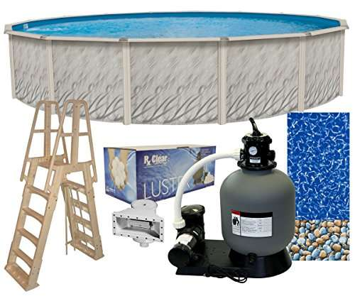 Meadows Round Above Ground Pool Review