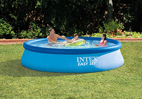 69b39659cf4 Intex Easy Set Pool Set (12ft X 30 inches) with Filter Pump