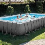 Intex Ultra Frame Rectangular Pool Review