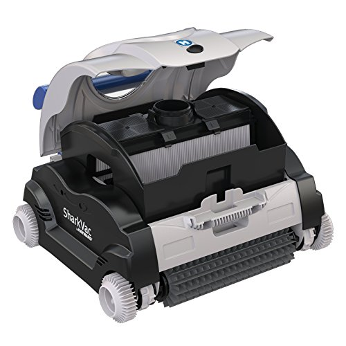 Compare Hayward RC9740CUB SharkVac Robotic Pool Vacuum Vs Dolphin Nautilus Automatic Robotic Pool Cleaner