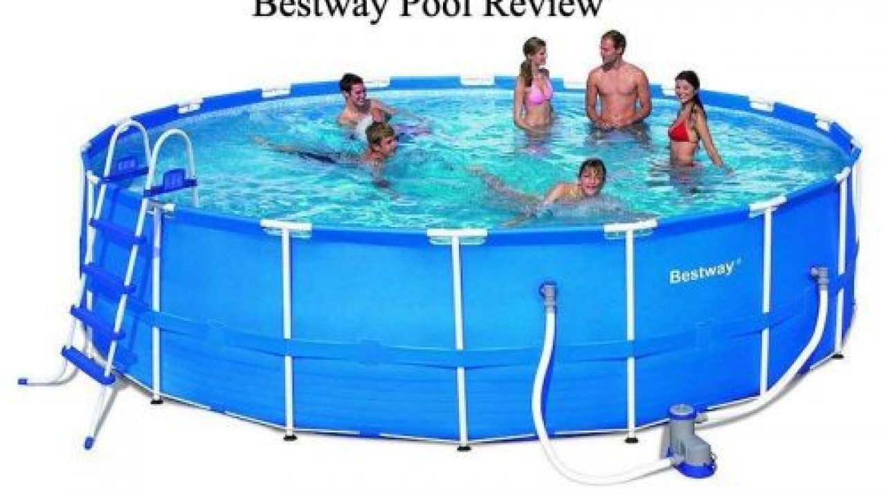 The 10 Bestway Pool Review of 2019 | PoolCleanerLab