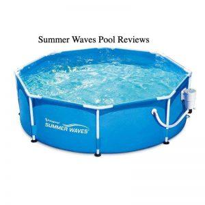 Summer Waves Pool Reviews