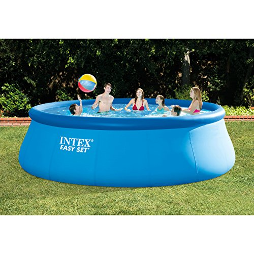 Best Intex Pool Reviews and Comparison - Intex 15ft x 48in Easy Pool Set