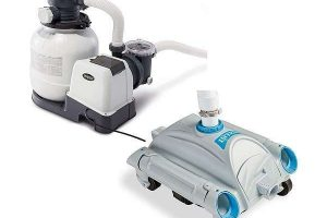 How to hook up pool vacuum to intex pump step by step