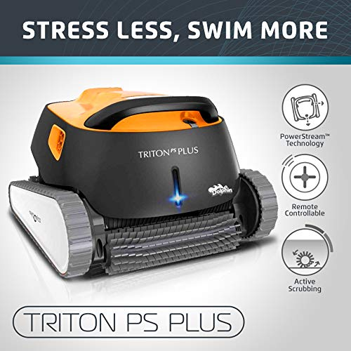 Compare Dolphin Triton PS Plus vs Dolphin E10 Automatic Pool Cleaner