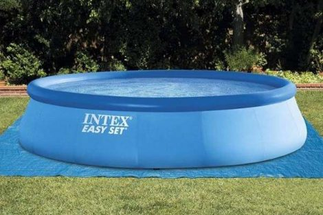 How to Clean Above Ground Pool After Draining