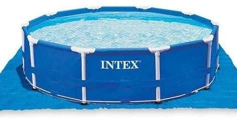 How to Clean Intex Pool Liner?