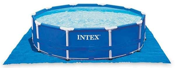 Which Cleaners Should Be Applied to the Intex Pool Liners?