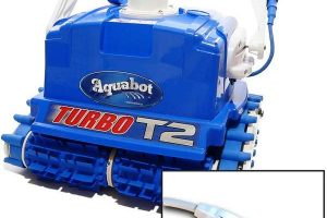 Aquabot ABTURT2R1 Turbo T2 Plus