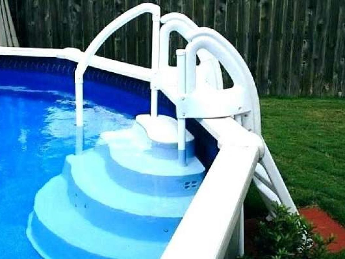 Top 12 Above Ground Pool Steps Review Updated 2020