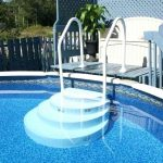 Top 20 Above Ground Pool Ladders and Steps Reviews