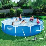 Bestway Steel Pro 12×30 Frame Pool Reviews
