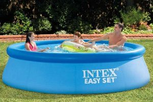 Intex 10 Foot Pool Review