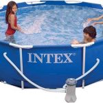 Intex 10×30 Metal Frame Pool Review