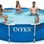 Intex 12×30 Metal Frame Pool Reviews