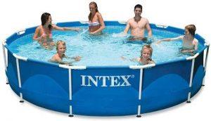Intex 12x30 Metal Frame Pool Reviews