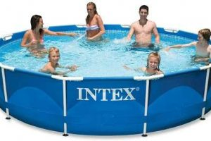 Intex 12x30 Metal Frame Pool Reviews
