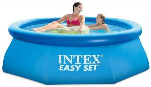 Intex 8ft x 30in easy set pool review