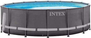 Intex Ultra Frame Pool Set, 16-Feet by 48-Inch