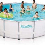 Summer Waves elite pool 16×48 Reviews