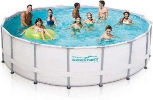 Summer waves elite pool 16x48 reviews