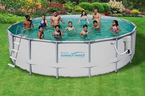 Summer waves pool 18x52 review