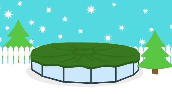 Tips of Above Ground pool maintenance for Winter