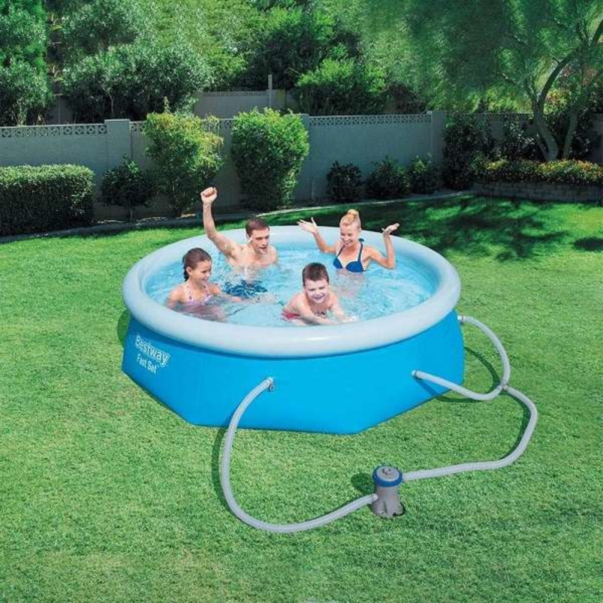 Download Bestway 8Ft Pool Gif