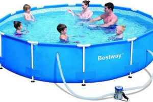 Bestway Steel Pro 12 ft Review