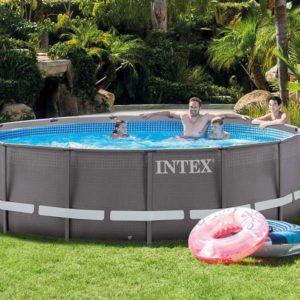 Intex ultra frame pool 14x42 Review