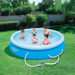 Bestway 12ft x 30in Fast Set pool review