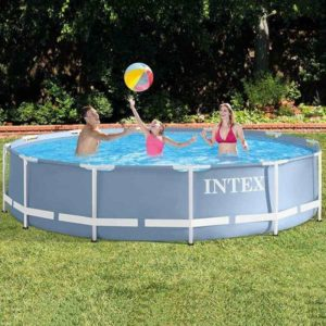 Intex 10ft X 30in Prism Frame Pool Review