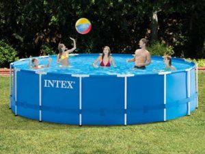 Intex 15ft x 48in Metal Frame Pool Review
