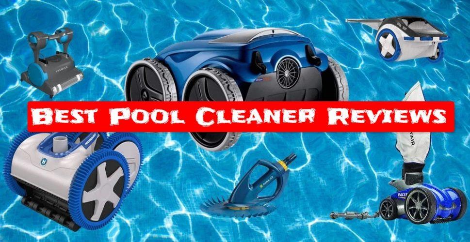 Best pool cleaner - pool cleaner lab